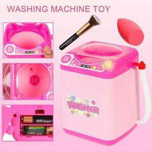 Mini Electronic Blender Washing Machine Beauty Washing Toy Wash Beauty Washer