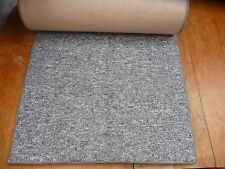 26	x	196	inches	(	66	x	498	cm) LARGE GREY FLECK CARPET RUNNER /  RUG 3097