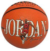 Vintage Michael Jordan Basketball Original Wilson