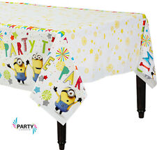 Minions Party Supplies TABLE COVER