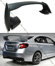 FOR 2015-2018 SUBARU IMPREZA WRX Sti VA1 VA2 SEDAN OE STYLE REAR SPOILER WING