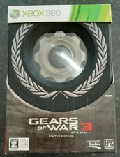 Xbox 360 Japanese Gears of War 3 Limited Edition.