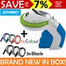 NEW IN BOX DYMO Embossing Label Maker Organiser Xpress + 3 Colour 3 Black REFILL