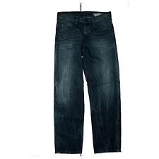 TOMMY HILFIGER Rogar Herren Jeans straight fit Hose 30/32 W30 L32 blau NEU S1