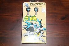 iHip DC Comics Headphones Batman - Ear Buds