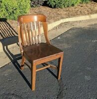 Vintage Boling Banker Jury Lawyer Chair