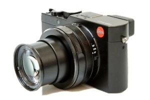 LEICA D-LUX Typ 109 12.8 Mp Zoom + Soft Case + Additional Battery + Flash