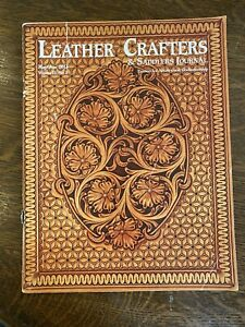 Leather Crafters And Saddle makers Journal 2015 May/Jun