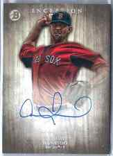 2014 Bowman Inception Baseball Anthony Ranaudo Prospect Autograph RC