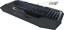 Roccat Isku FX Multicolor Gaming Tastatur Keyboard QWERTZ K5/F2-9009 UVP*=109€