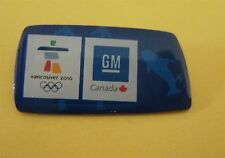 GM Canada Vancouver 2010 Logo Sponsor Olympic Pin