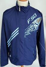 Adidas f50 chaqueta deportiva Climacool fútbol cálido up fitness chaqueta s 46 nuevo