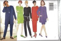 4785 UNCUT Vintage Butterick Sewing Pattern Jacket Top Tunic Skirt Fast Easy NEW