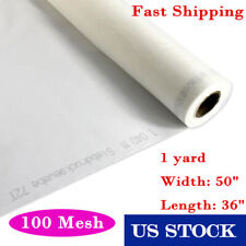 US Stock 1 Yard 100 Mesh 50