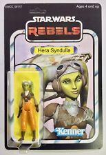 Star Wars Rebels Signed Hera Syndulla Figure Vanessa Marshall Autograph