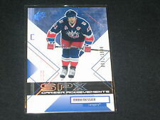 MARK MESSIER RANGERS STAR GENUINE AUTHENTIC LIMITED EDITION HOCKEY CARD /1804