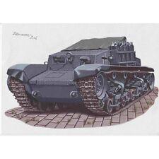 Tracteur d'artillerie MÖRSERZUGMITTEL 35(t) -KIT ATTACK HOBBY KITS 1/72 n° 72837