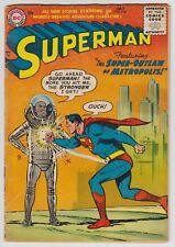 L9685: Superman #106, Vol 1, VG Condition