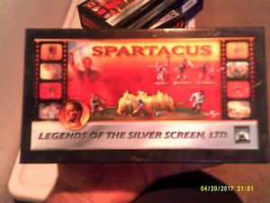 CONTE SPARTACUS ROMANS ATTACKING.