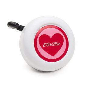 Electra Ringer Bell Love, Fahrrad Klingel, Glocke, Hollandrad Amsterdam Herzchen