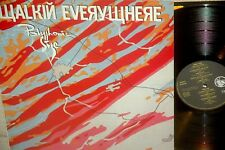 POLYPHONIC SIZE/JJ.BURNEL*WALKING EVERYWHERE*1983 VIRGIN BELGIUM *