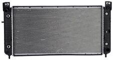 "Radiator for 2001 GMC Sierra 2500 HD 6.0L-34"" BETWEEN TANKS-W/ENGINE OIL COOLER"