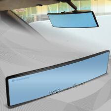 Broadway 300MM Convex Interior Clip On Rear View Blue Tint Mirror Universal 4