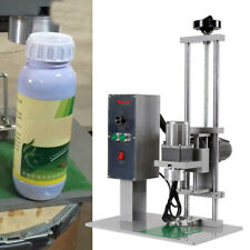 New listing Ddx-450 Desktop Automatic Electric Bottle Capping Machine 10-50Mm 110V Us Stock