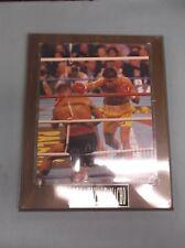 Hector Macho Camacho vs Oscar De La Hoya Boxing  8x10 Photo 10 1/2 x 13 plaque