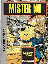 Mister No Album Relié N°50 (Du n°151 au 153) - Mon Journal 1988 - TBE