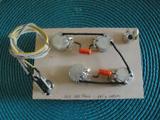 MADE FOR EPIPHONE LES PAUL 50's WIRING SWITCHCRAFT CDE PROJECT PARTS UPGRADE
