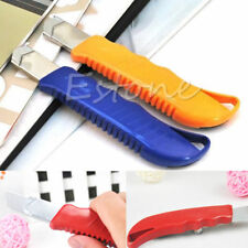 2Pcs Practical Retractable Utility Cutter Snap Off Razor Blade Knife Tool