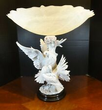 """2002 Giuseppe Armani """"The Doves With Flowers"""" 18""""W X 19""""T"""