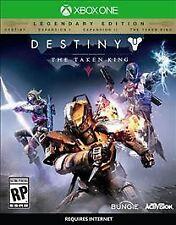 Brand New Destiny The Taken King Legendary Edition Xbox One Game