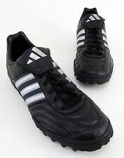 Adidas Outdoor Fußballschuhe Synthetik schwarz, blau  Gr. 8 = 42