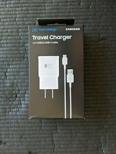 Samsung Travel Charger Fast Charge USB C Wall Charger - White