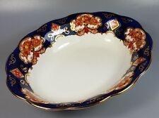 ROYAL ALBERT HEIRLOOM OVAL OPEN SERVING DISH (PERFECT)