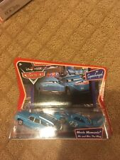 Disney Pixar Cars Movie Moments Mr. and Mrs. The King RARE  Mattel Supercharged