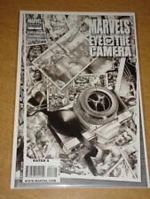 MARVELS EYE OF THE CAMERA #6 MARVEL COMICS VARIANT EDITION COVER KURT BUSIEK