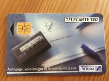 Collectable Phone Card France Alphapage France Telecom Telecarte