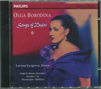 CD Olga Borodin: Songs Of Desire  (Philips) 1995
