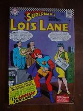 Lois Lane #64 Vg- Lawless Lois Lane