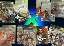 Microsoft  XBOX PAL  Games  New & Sealed from  0.99