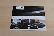 78434) BMW 3er Reihe E92 - individual - Prospekt 02/2008