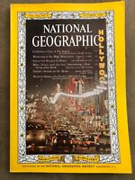 National Geographic October 1962 Vol. 122 No. 4