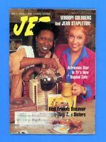 JET MAGAZINE APRIL 23 1990 WHOOPI GOLDBERG & JEAN STAPLETON