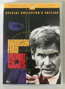 Patriot Games ~ Special Collector's Edition DVD