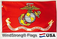 NEW! 3x5 3 X 5 FT MARINES USMC SuperStrong! Flag Made in the USA