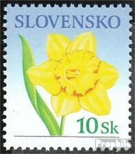 Slovakia 530 (complete.issue.) unmounted mint / never hinged 2006 Flowers