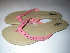 d8281eb7af9d Womens CHARLOTTE RUSSE flip flop thong sandals W 8